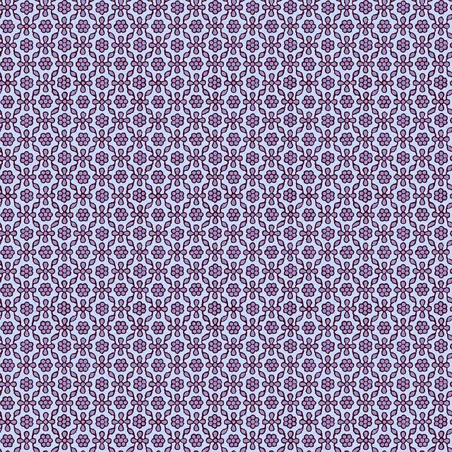 Pattern, Vintage, Floral, Arrangement, Seamless, Tiles