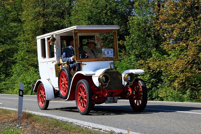 Car, Fiat, Veteran, Vehicle, Automobile, Old, Vintage