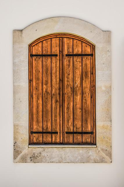 Window, Wooden, Architecture, Traditional, Vintage