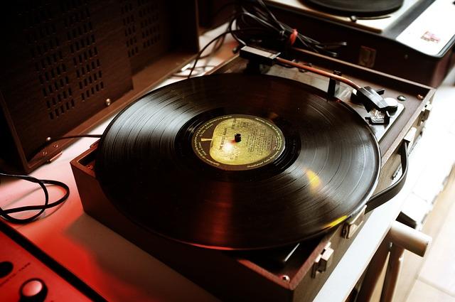 Disk, Music, Sound, Turntable, Vinyl