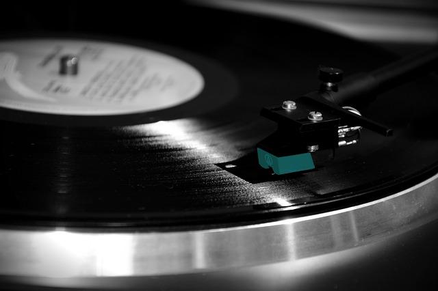 Turntable, Vinyl, Sound, Music, The Rhythm, Drive
