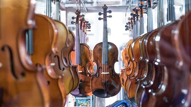 Instrument, Violin, Stringed Instrument, Equipment