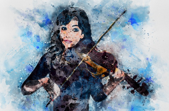 Violin, Violinist, Play, Artist, Solistin, Instrument