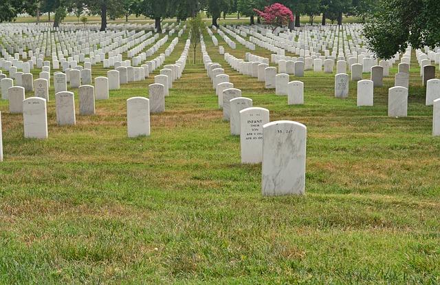 Virginia, Arlington National Cemetery, Cemetery