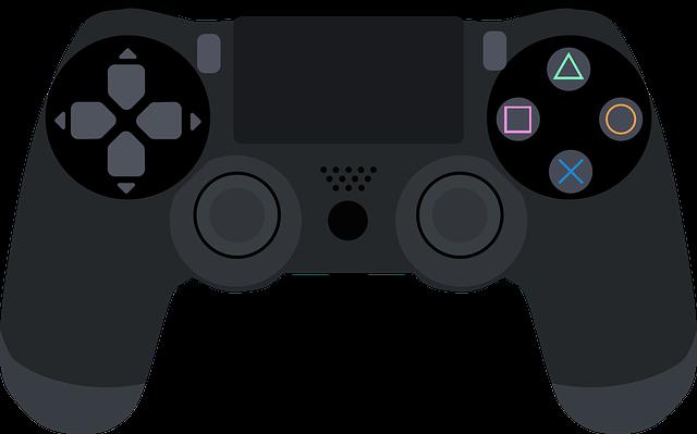 Kontroller, Gaming, Ps4, Playstation, Play, Virtual