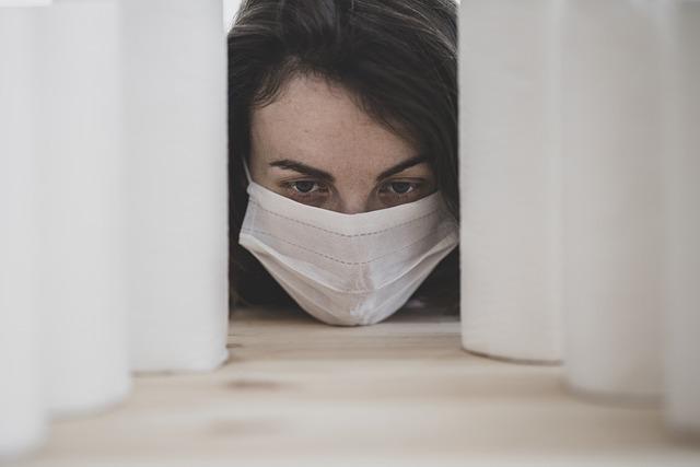 Coronavirus, Mask, Portrait, Art, Virus, Quarantine
