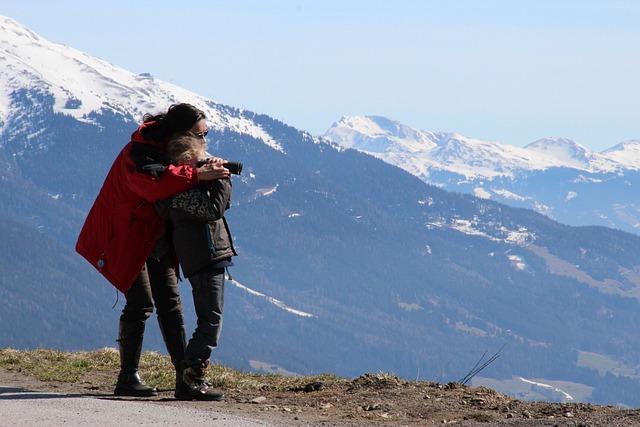 Binoculars, Alpine, Telescope, Distant View, Vision