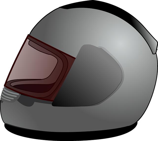Motorcycle, Helmet, Protection, Safety, Visor, Headwear