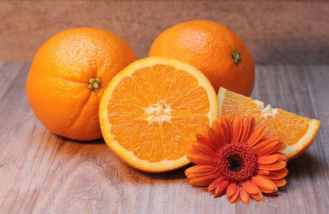 Oranges, Citrus Fruits, Fruits, Healthy, Vitamin C