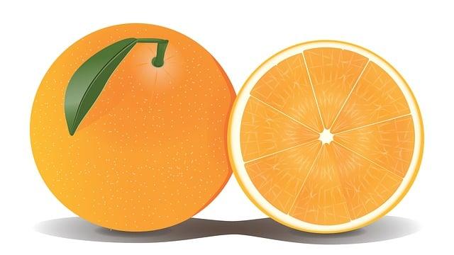 Orange, Fruit, Citrus, Juicy, Vitamin