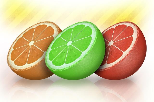 Citrus, Lime, Fruits, Healthy, Vitamins, Food