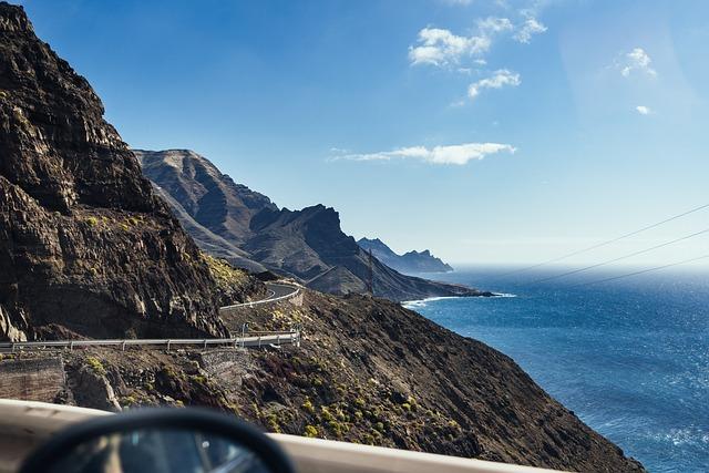 Canary, Gran Canaria, Spain, Spanish, Volcanic, Island