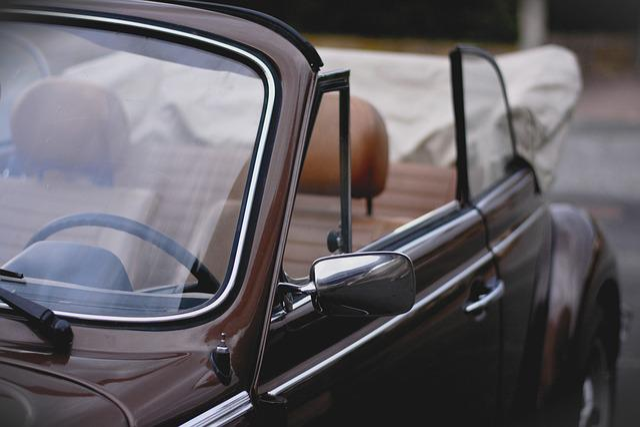 Vw Beetle, Auto, Historically, Volkswagen, Automotive
