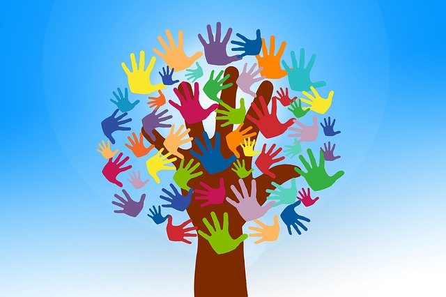 Volunteers, Hands, Tree, Grow, Voluntary, Wrap, Protect