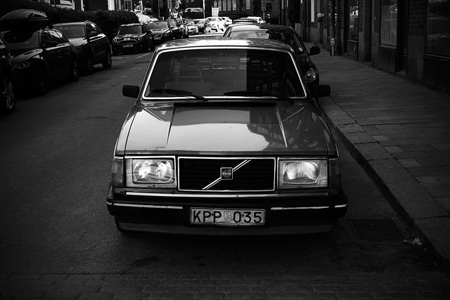 Car, Volvo, Vehicle, Auto, Automobile, Transport