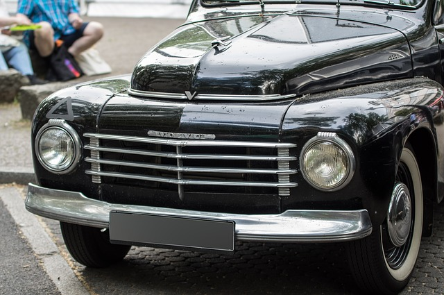 Auto, Volvo, Oldtimer, Automotive, Vehicle, Drive, Hood