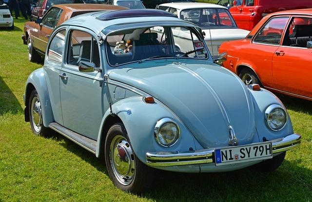 Oldtimer, Vw, Vw Beetle, Auto, Old, Classic, Pkw
