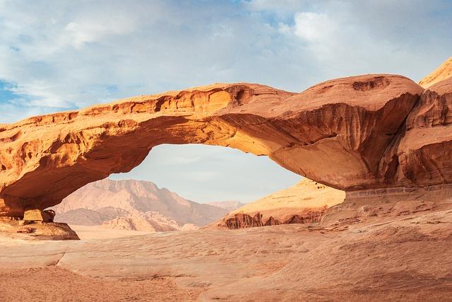 Desert, Wadi Rum, Jordan, Sand Stone, Landscape, Nature