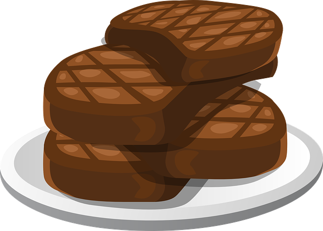 Chocolate, Wafers, Breakfast, Desserts, Sweets, Foods