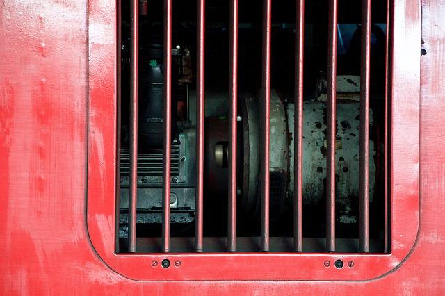 Drive, Motor, Folding, Ventilation, Railcar, Wagon