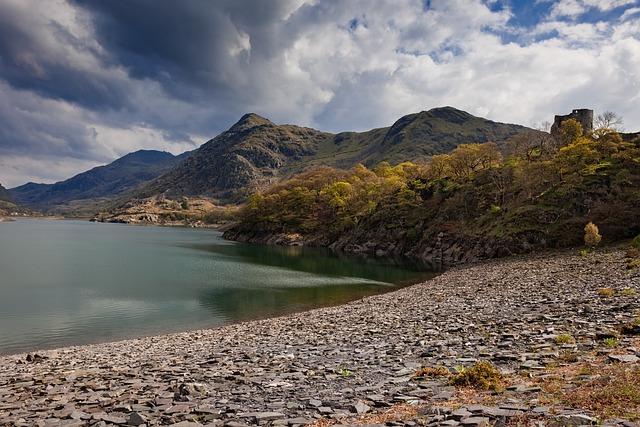 Snowdon, Park, National, Landscape, Wales, Mountains