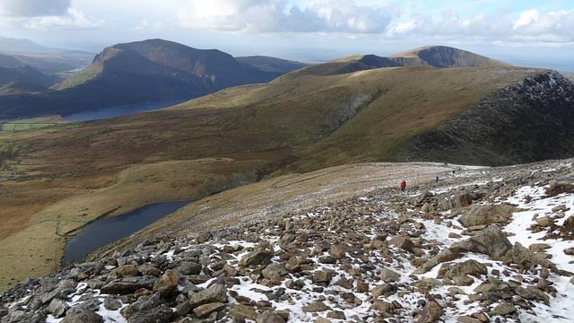 Wales, Snowdon, Snowdonia, Uk, Welsh, National
