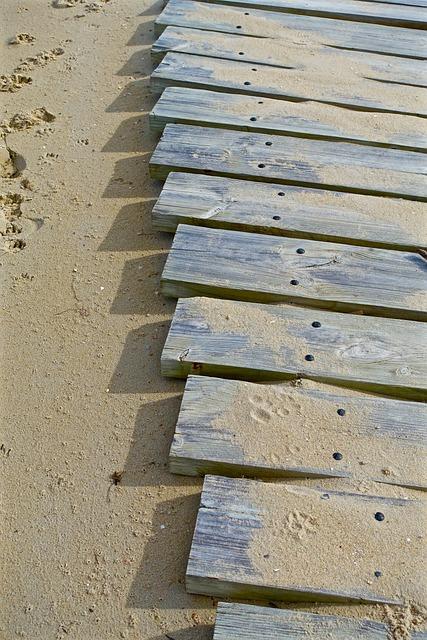 Path, Planks, Wooden, Footpath, Walkway, Pathway