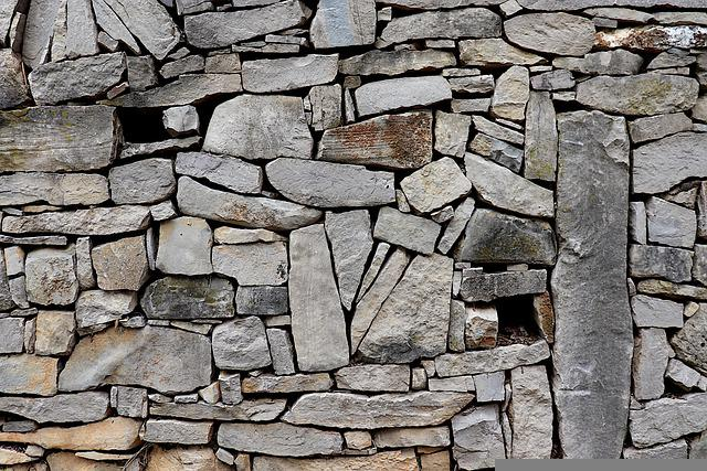 Wall, Dry Stone Wall, Building, Tradition, Provence