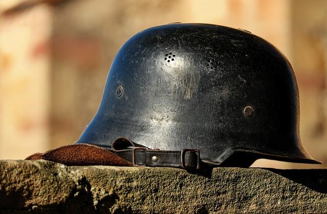 Stahlhelm, War, Harmony, War Relic, Wall