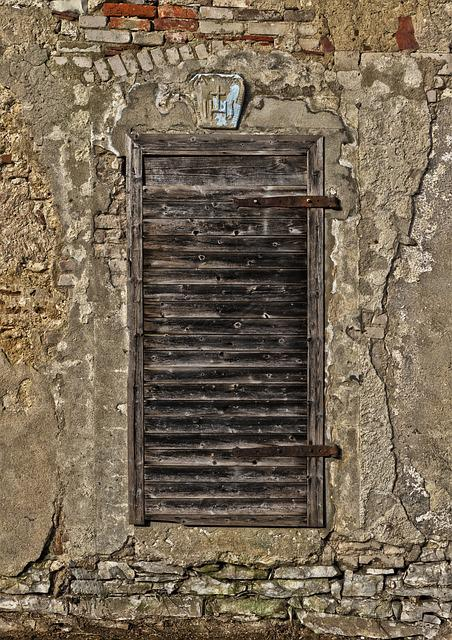 Door, Old Door, Wooden Door, Old, Wall, Facade, Stone