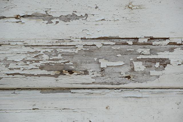 Wood, White, Grey, Old, Wall, Closeup, Macro, Painted
