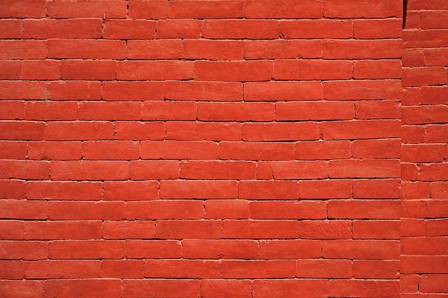 Red, Brick, Texture, Wall, House, Brick Wall