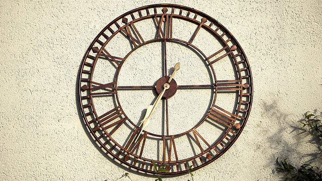 Clock, Wall, Time, Hour, Classic, Style, Sign, Dial