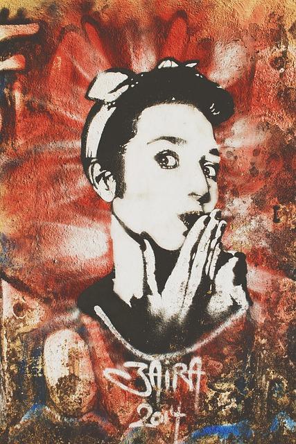 Art, Graffiti, Painting, Street Art, Wall, Wall Art