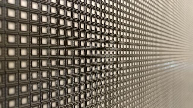 Pattern, Steel, Abstract, Video, Wall, Technology