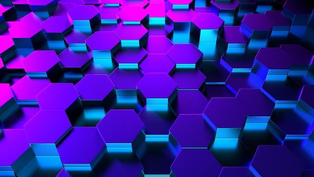 Hexagon, 3d, Combs, Honeycomb Pattern, Wallpaper