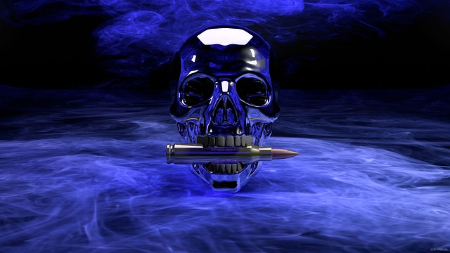 Background, Wallpaper, Skull, Skull And Crossbones, War
