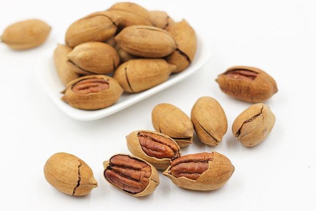 Pecans, Nut, Walnuts