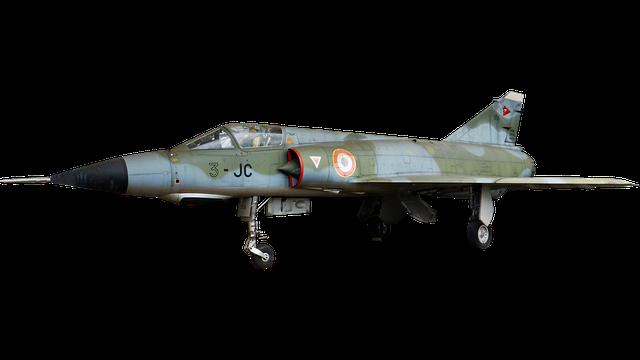 Aircraft, Hunting, Reaction, Reactor, War, Air, Fly