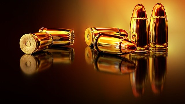 Bullets, Shells, Bullet Shells, Cartridges, Weapon, War