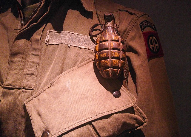Grenade, Military, War, Ammunition, Explosion