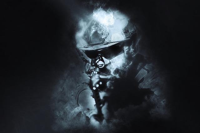 Soldier, War, Military, Gun, Camouflage, Rifle, Weapon