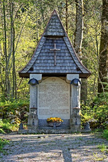 Memorial, World War, Commemorate, War, 1914, Monument