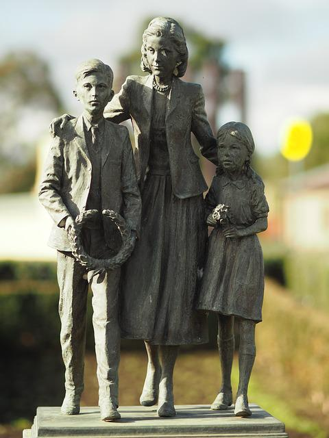 Memorial, War, Family, Symbol, Veteran, Remembrance