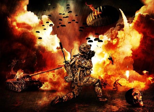 War Venue, War, Apocalypse, End Of The World, Soldier