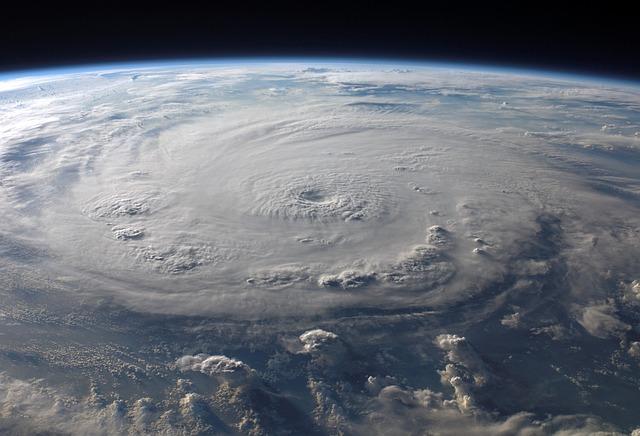 Cold Front, Warm Front, Hurricane, Felix, 2007