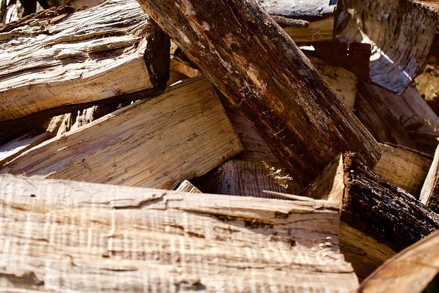 Wood, Firewood, Warm, Fire, Log, Natural, Wooden