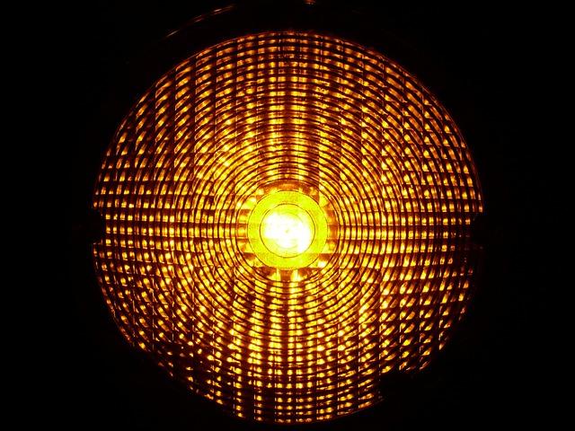 Warning Light, Warning Lamp, Warnblinkleuchte