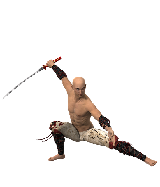 Man, Fight, Pose, Fighter, Warrior, Weapon, Fig
