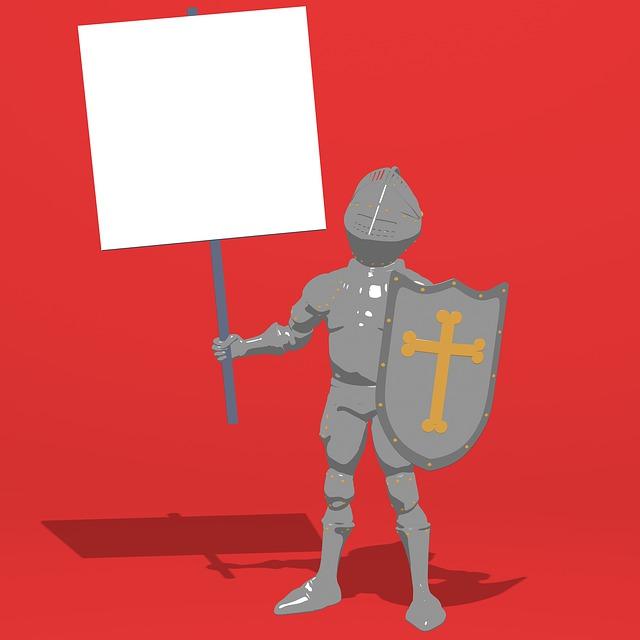 Knight, Cartoon, Warrior, Fight, Armor, Fighter